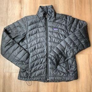 Patagonia Black Down Puff Jacket Medium